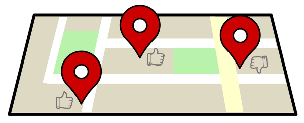 The Good News/Bad News About Your Location